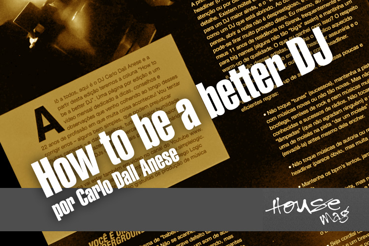 How to be a better DJ – Ep. 02