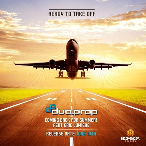 Bomboa Records Lança Ep do DUO PROP